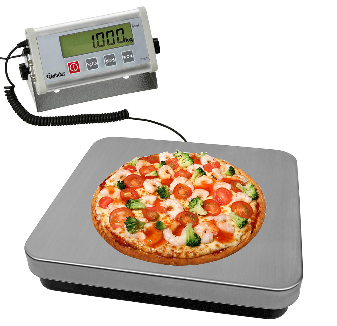 digital pizza scale food waterproof scale